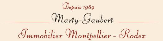 Marty - Gaubert immobilier